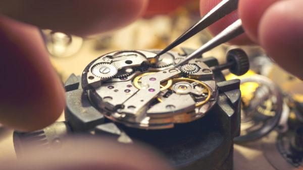 Horloge reparaties